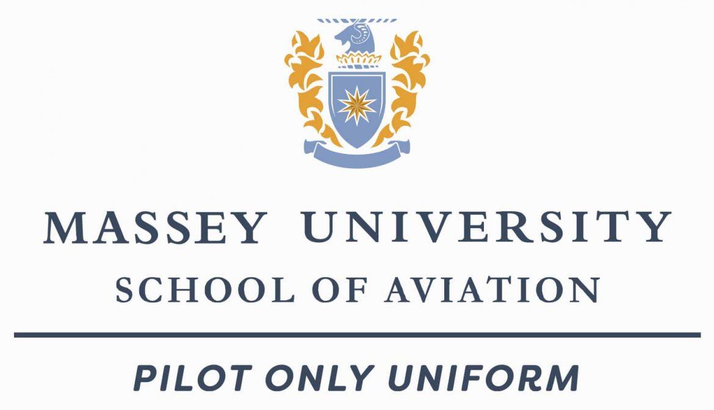 Massey Pilot Uniform Logo
